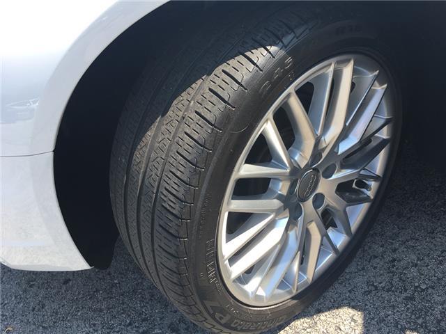 2015 Audi A4 2.0T Komfort (Stk: 1762W) in Oakville - Image 9 of 29