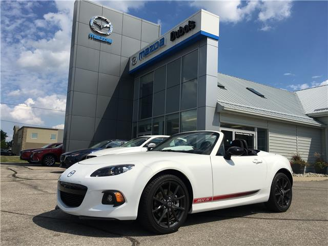 2013 Mazda MX-5 GS (Stk: UC5773) in Woodstock - Image 1 of 19