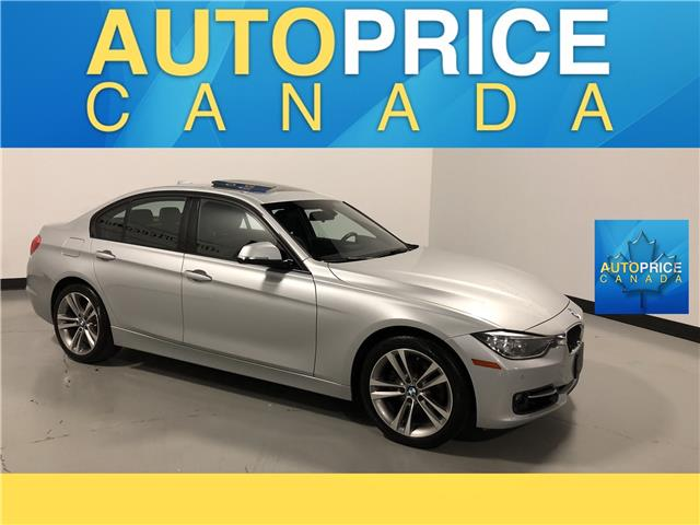 2015 BMW 328i xDrive (Stk: W0538) in Mississauga - Image 1 of 27