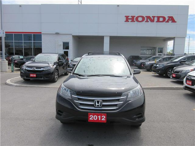 2012 Honda CR-V LX (Stk: VA3576) in Ottawa - Image 2 of 9