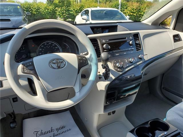 2011 Toyota Sienna LE 8 Passenger (Stk: 19S1150A) in Whitby - Image 12 of 25