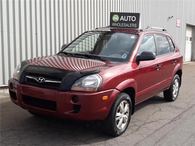 2009 Hyundai Tucson  (Stk: S6349B) in Charlottetown - Image 1 of 6