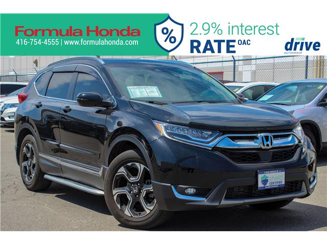 2018 Honda CR-V Touring (Stk: 19-1630A) in Scarborough - Image 1 of 26
