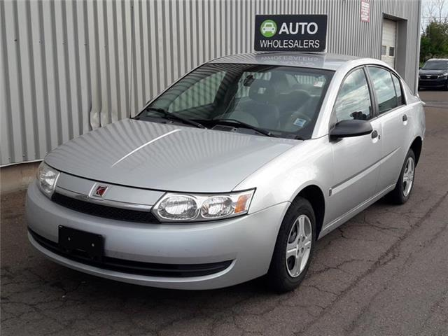 2004 Saturn ION 1 Base (Stk: S6442B) in Charlottetown - Image 1 of 6