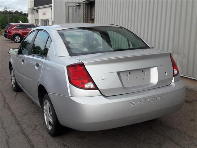 2004 Saturn ION 1 Base (Stk: S6442B) in Charlottetown - Image 2 of 6