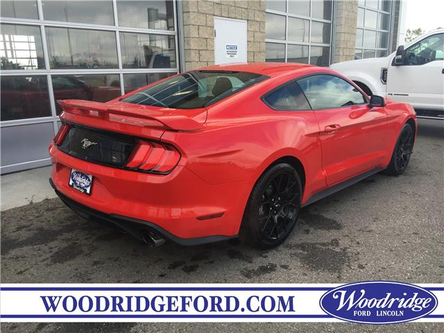 2018 Ford Mustang EcoBoost (Stk: JK-366A) in Calgary - Image 3 of 20