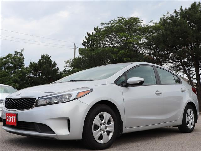 2017 Kia Forte LX| 1 Owner| Gas Saver| B-Tooth| Keyless Ent (Stk: 5452A) in Stoney Creek - Image 1 of 17