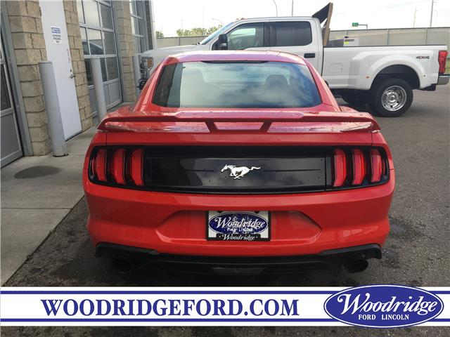 2018 Ford Mustang EcoBoost (Stk: JK-366A) in Calgary - Image 6 of 20