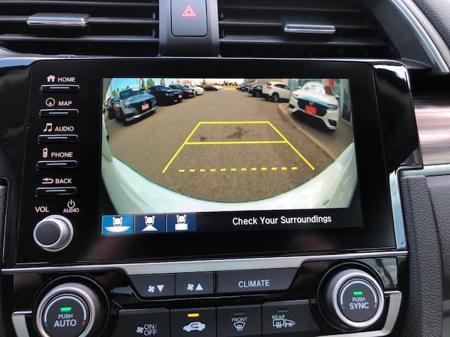 2019 Honda Civic Touring (Stk: K1252) in Georgetown - Image 7 of 12