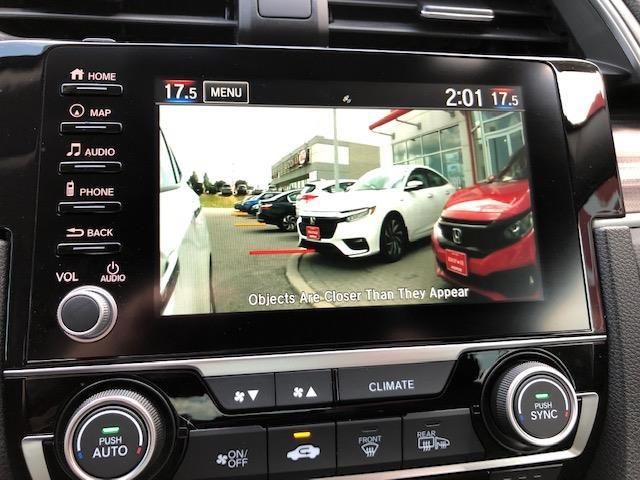 2019 Honda Civic Touring (Stk: K1252) in Georgetown - Image 8 of 12