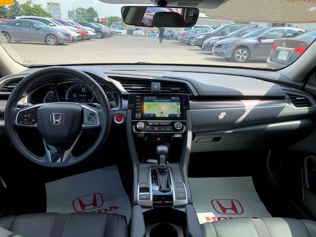 2019 Honda Civic Touring (Stk: K1252) in Georgetown - Image 11 of 12