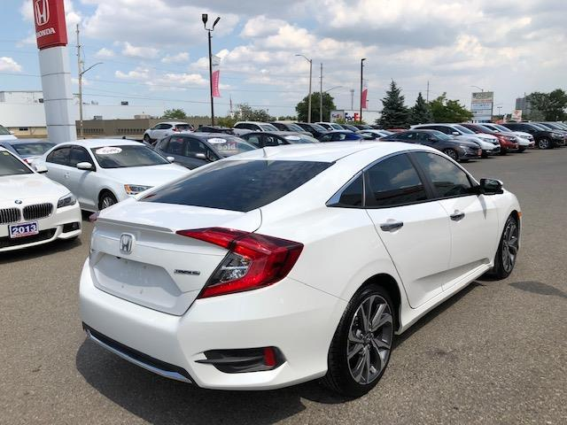 2019 Honda Civic Touring (Stk: K1252) in Georgetown - Image 2 of 12