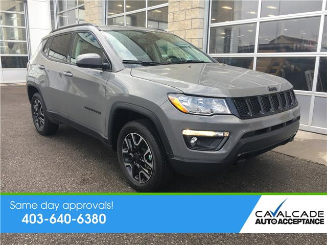 2019 Jeep Compass Sport (Stk: 60117) in Calgary - Image 1 of 20