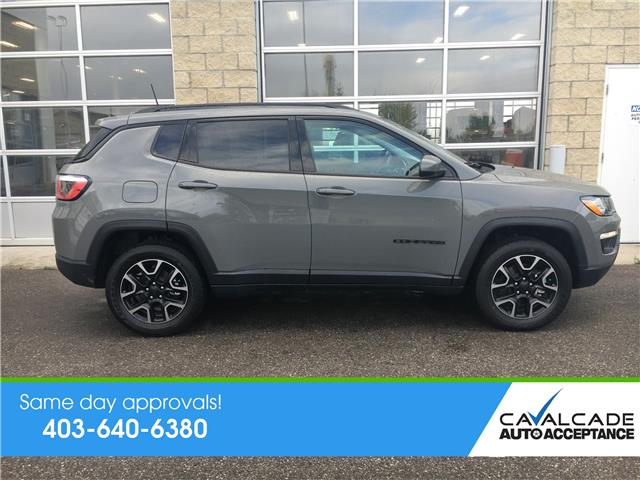 2019 Jeep Compass Sport (Stk: 60117) in Calgary - Image 2 of 20