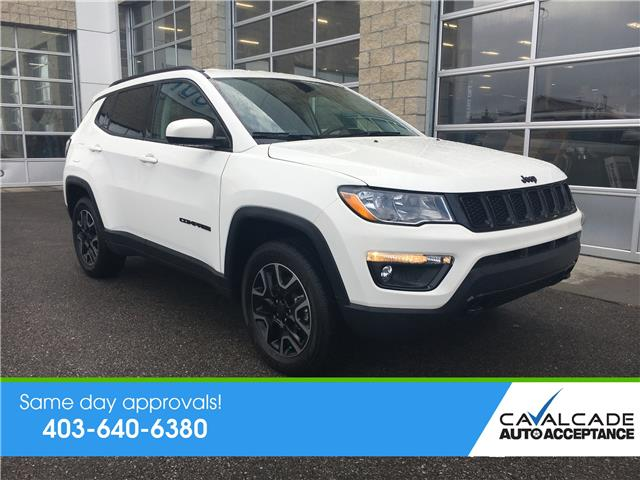 2019 Jeep Compass Sport (Stk: 60118) in Calgary - Image 1 of 20