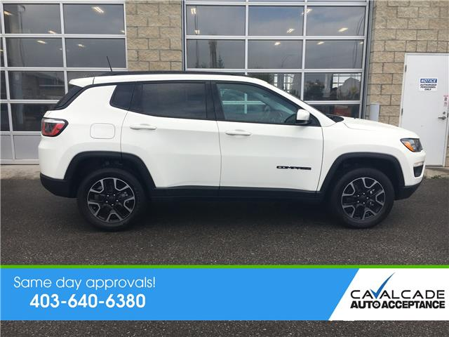 2019 Jeep Compass Sport (Stk: 60118) in Calgary - Image 2 of 20
