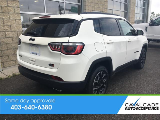 2019 Jeep Compass Sport (Stk: 60118) in Calgary - Image 3 of 20