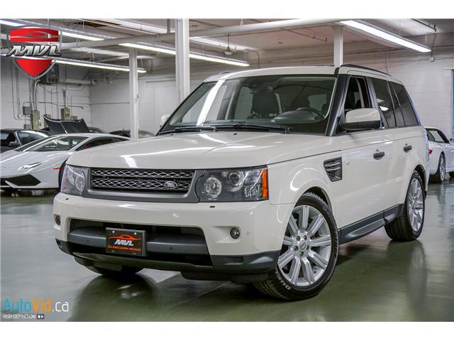 2010 Land Rover Range Rover Sport HSE (Stk: ) in Oakville - Image 1 of 36