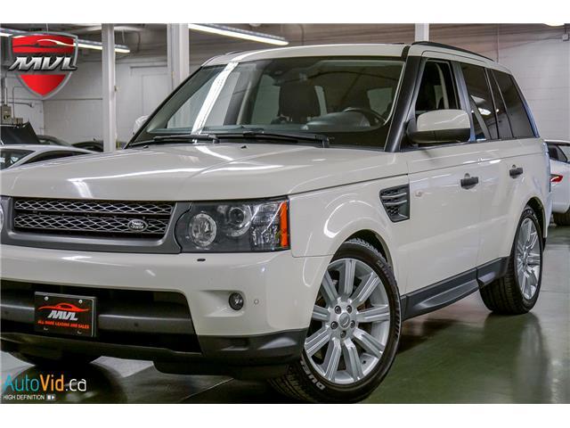 2010 Land Rover Range Rover Sport HSE (Stk: ) in Oakville - Image 2 of 36