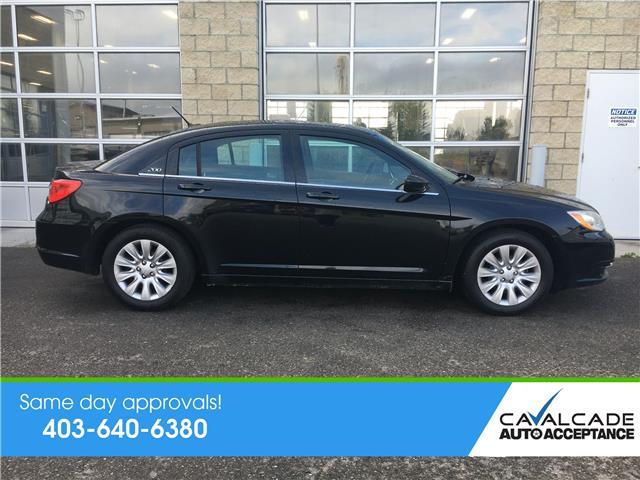 2014 Chrysler 200 LX (Stk: R59972) in Calgary - Image 2 of 18
