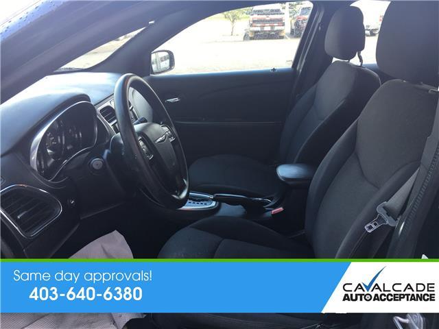 2014 Chrysler 200 LX (Stk: R59972) in Calgary - Image 8 of 18