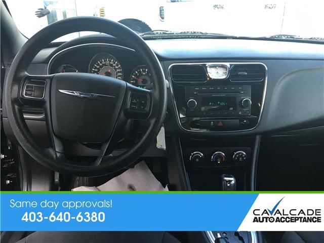 2014 Chrysler 200 LX (Stk: R59972) in Calgary - Image 10 of 18