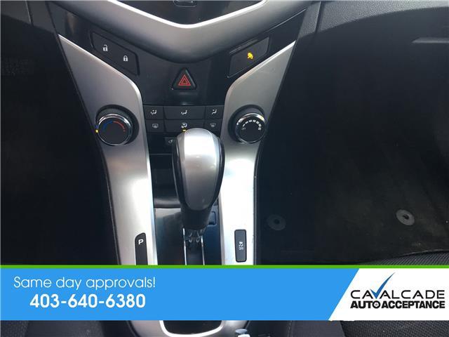2014 Chevrolet Cruze 1LT (Stk: R60023) in Calgary - Image 12 of 20