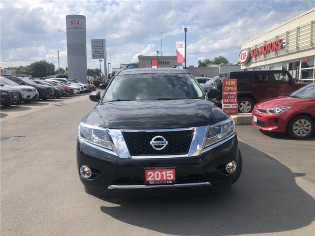 2015 Nissan Pathfinder SV (Stk: 013809A) in Milton - Image 2 of 19