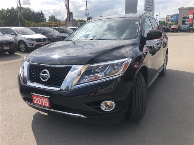 2015 Nissan Pathfinder SV (Stk: 013809A) in Milton - Image 3 of 19