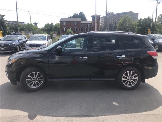 2015 Nissan Pathfinder SV (Stk: 013809A) in Milton - Image 4 of 19