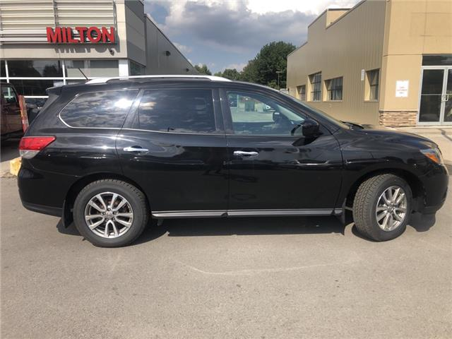 2015 Nissan Pathfinder SV (Stk: 013809A) in Milton - Image 9 of 19
