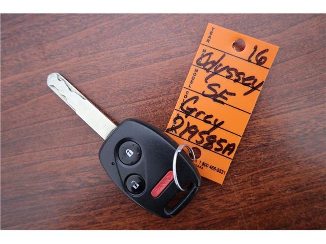2016 Honda Odyssey SE (Stk: 219585A) in Huntsville - Image 32 of 32