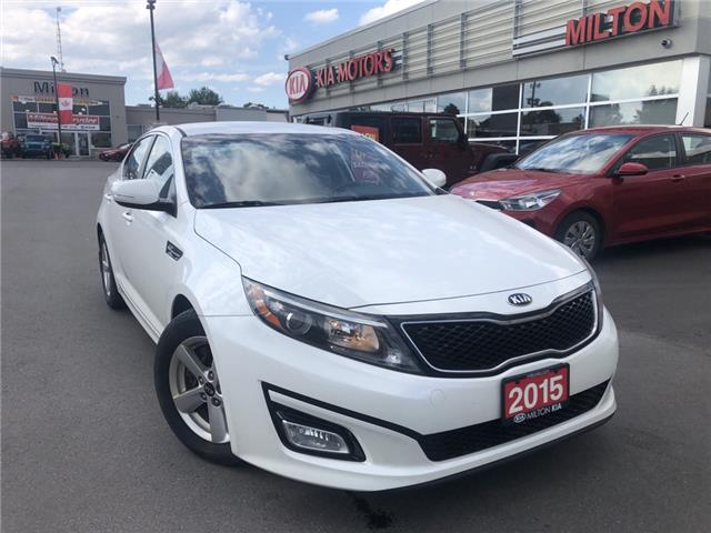 2015 Kia Optima LX (Stk: P0071) in Milton - Image 1 of 15
