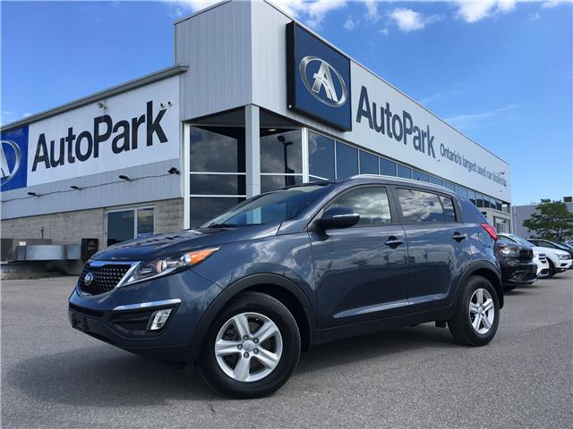 2016 Kia Sportage LX (Stk: 16-27725JB) in Barrie - Image 1 of 25