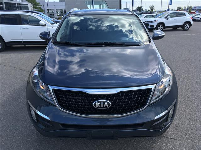 2016 Kia Sportage LX (Stk: 16-27725JB) in Barrie - Image 2 of 25
