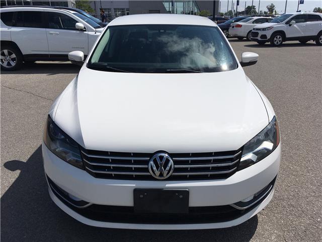 2013 Volkswagen Passat 2.0 TDI Trendline (Stk: 13-36655JB) in Barrie - Image 2 of 23