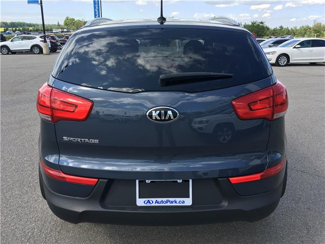 2016 Kia Sportage LX (Stk: 16-27725JB) in Barrie - Image 6 of 25