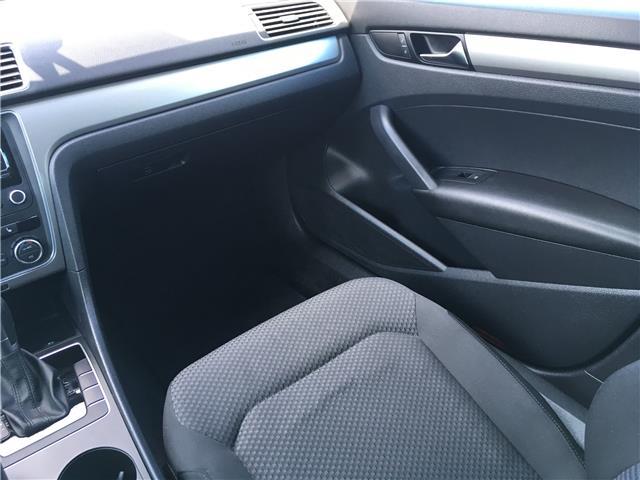 2013 Volkswagen Passat 2.0 TDI Trendline (Stk: 13-36655JB) in Barrie - Image 20 of 23