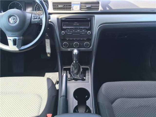 2013 Volkswagen Passat 2.0 TDI Trendline (Stk: 13-36655JB) in Barrie - Image 21 of 23