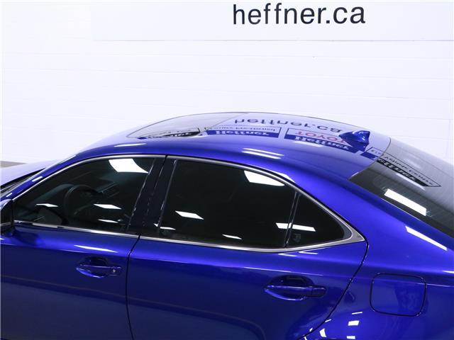 2018 Lexus IS 300 Base (Stk: 197196) in Kitchener - Image 25 of 31