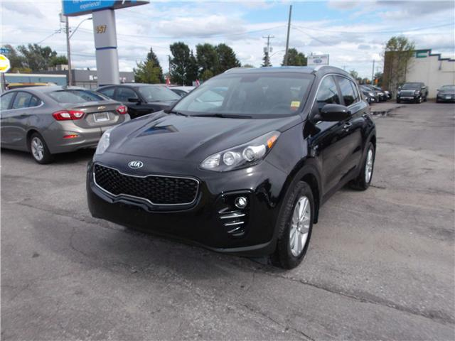 2017 Kia Sportage LX (Stk: 191177) in North Bay - Image 2 of 13