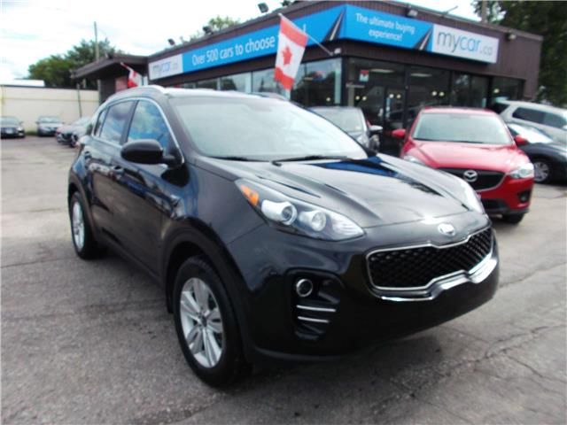 2017 Kia Sportage LX (Stk: 191177) in North Bay - Image 1 of 13