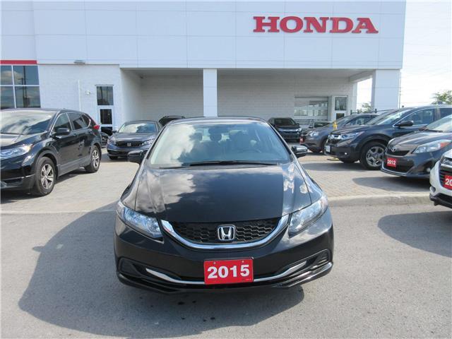 2015 Honda Civic LX (Stk: SS3567) in Ottawa - Image 2 of 12