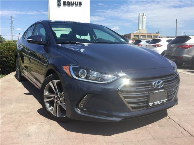 2017 Hyundai Elantra Limited (Stk: 7899H) in Markham - Image 2 of 24