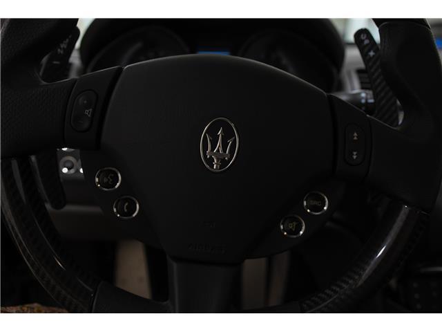 2018 Maserati GranTurismo MC (Stk: 963MCE) in Calgary - Image 15 of 29