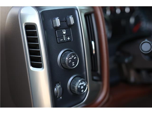 2016 Chevrolet Silverado 1500 High Country (Stk: 58462) in Barrhead - Image 20 of 42