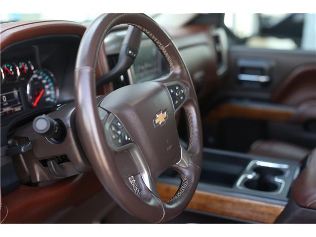 2016 Chevrolet Silverado 1500 High Country (Stk: 58462) in Barrhead - Image 21 of 42