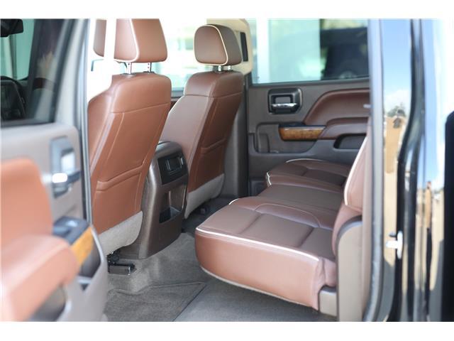 2016 Chevrolet Silverado 1500 High Country (Stk: 58462) in Barrhead - Image 39 of 42