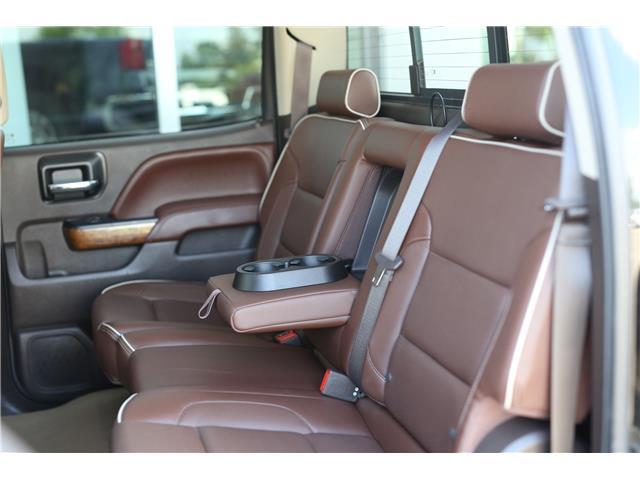 2016 Chevrolet Silverado 1500 High Country (Stk: 58462) in Barrhead - Image 42 of 42