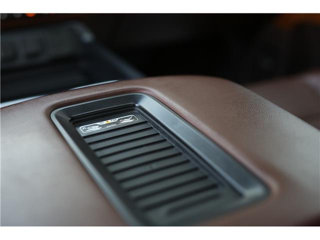 2016 Chevrolet Silverado 1500 High Country (Stk: 58462) in Barrhead - Image 27 of 42
